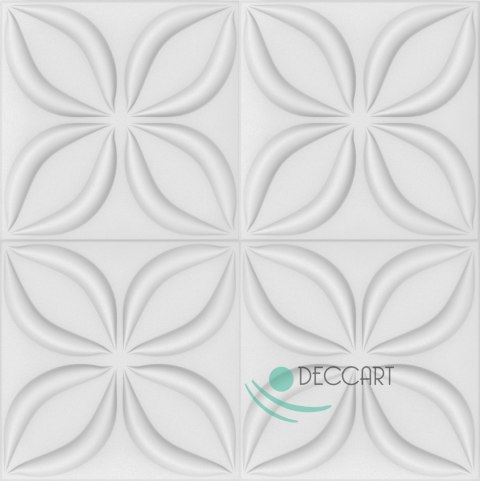 LOTOS - Styrofoam Ceiling Tiles 3D