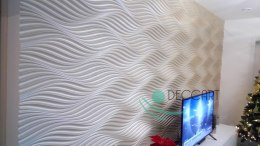 WIND - 3D Wall Panels 60x60