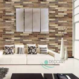 3D PCV Old Tree Wall Panels