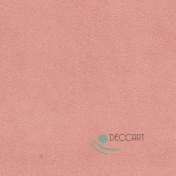 Upholstered Pufa 2257 SALMON COLOR