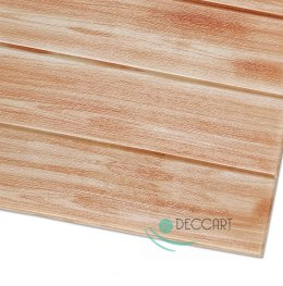 Wallpaper 3D Self-Adhesive Board D08 Light Wood