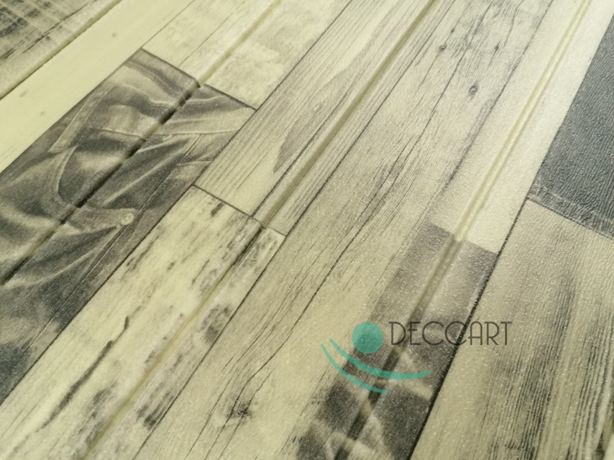 PANELS For Wall 3D Wood Board D02